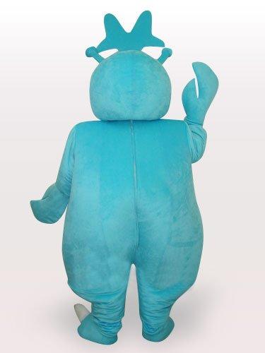 Bettle Short Plush Adult Mascot Costume