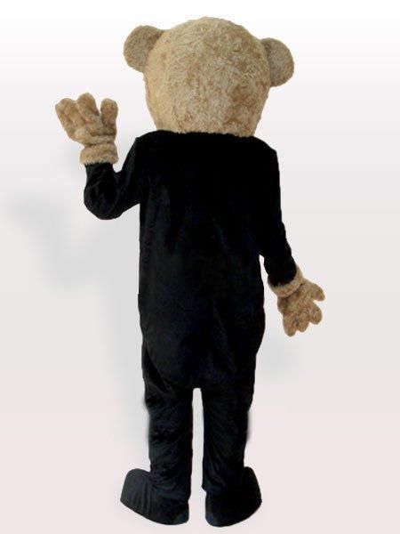 Fluffy Bear Adult Mascot Costume