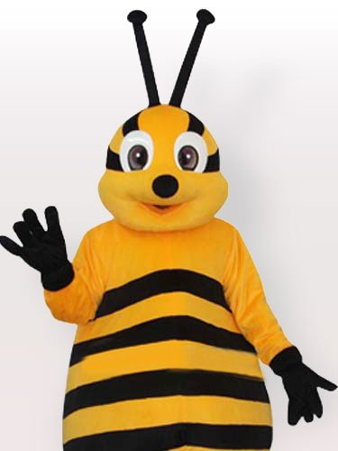 Little Bee Adult Mascot Costume