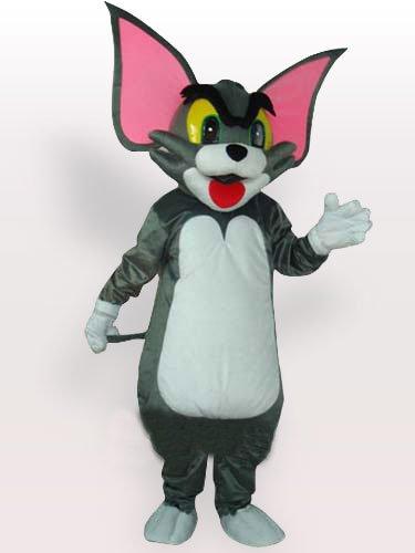 Popular Cat Tom Adult Mascot Costume