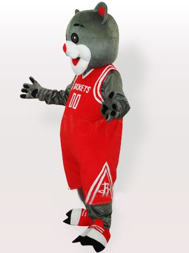 Rocket Bear Adult Mascot Costume
