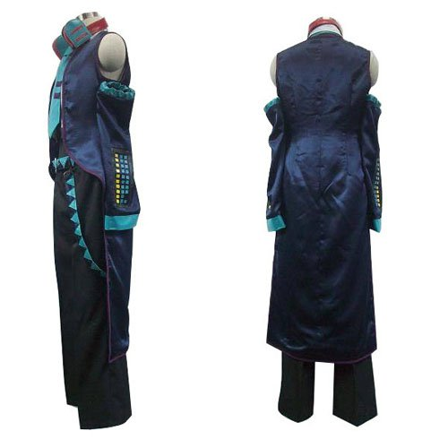 Vocaloid Yokune Ruko Halloween Cosplay Costume