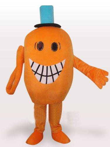 Tickleer Short Plush Adult Mascot Costume