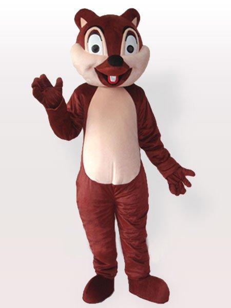 Incisor Adult Mascot Costume