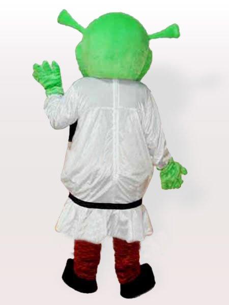 Shrek Adult Mascot Costume