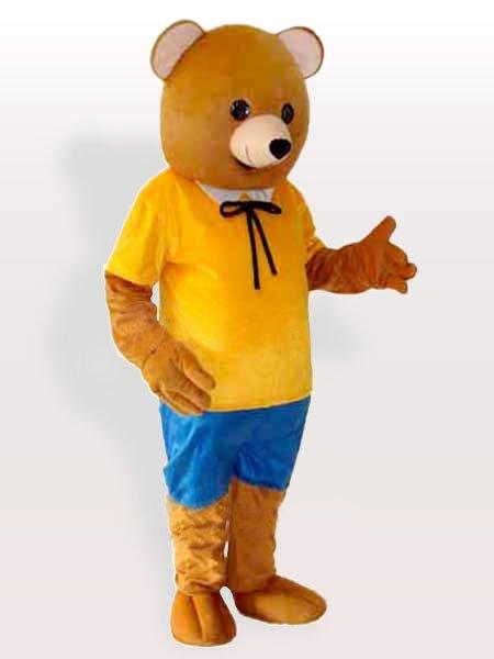 Cheap Cheap Teddy Bear Adult Mascot Costume