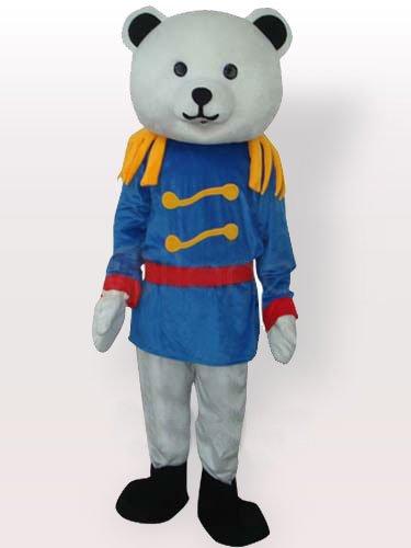 General Bear Husband Adult Mascot Costume