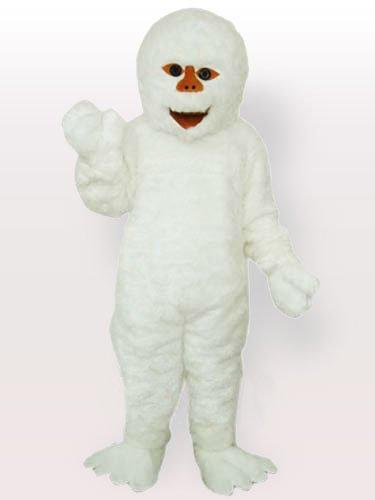 Himalaya Yeti Adult Mascot Costume