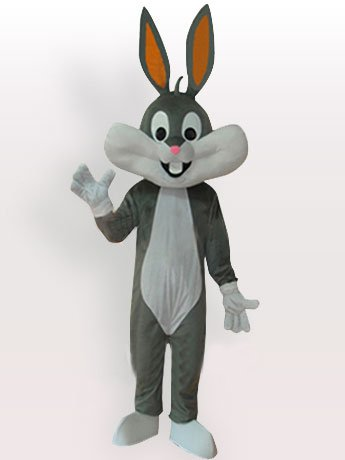 Neo Bugsbunny Adult Mascot Costume