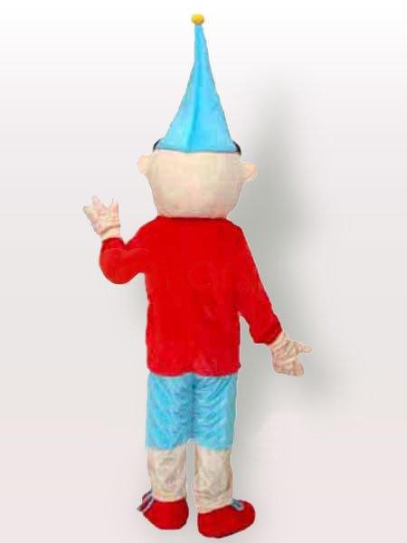 Pinocchio Adult Mascot Costume