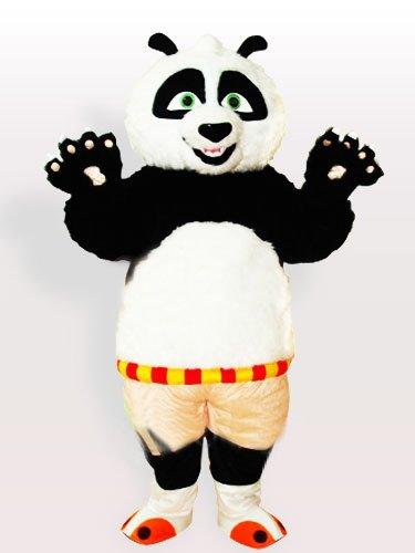 Cool Kungfu Panda Adult Mascot Costume