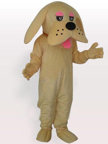 Hound Dog Adult Mascot Costume