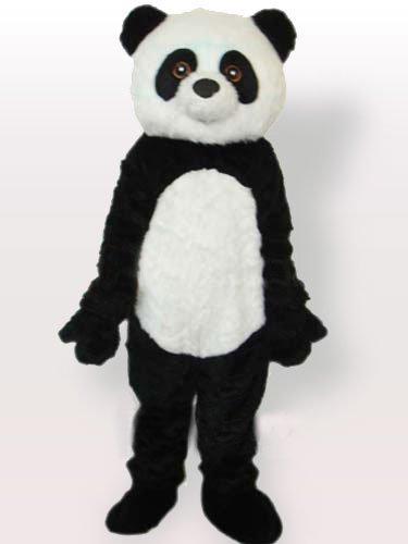 Ideal Plush Panda Adult Mascot Costume