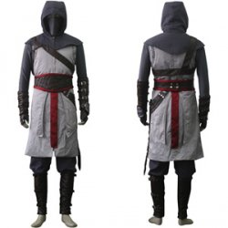 Assassin\'s Creed Assassins Costume