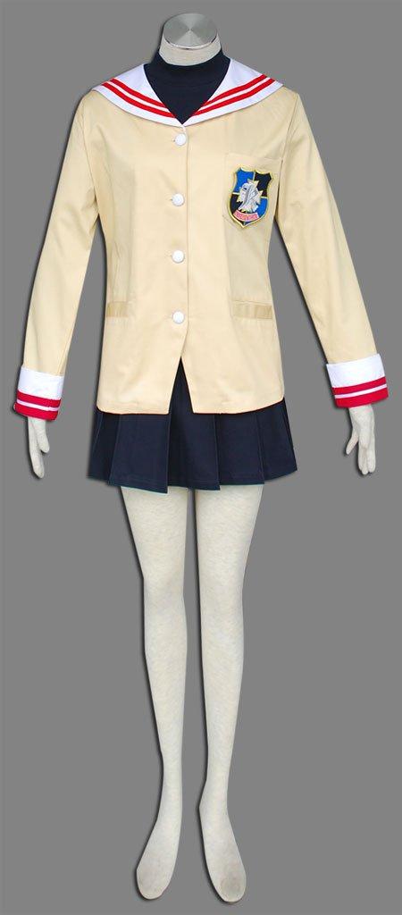 Clannad Nagisa Furukawa Halloween Cosplay Costume