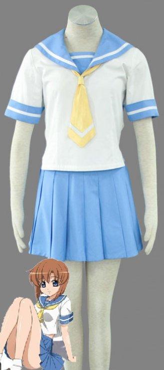 Higurashi No Naku koro Ni Rena Ryugu Halloween Cosplay Costume