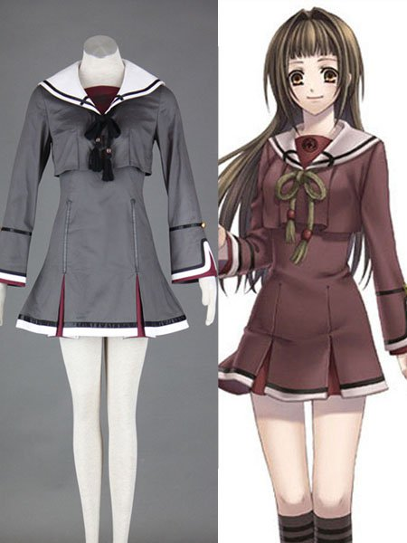 Hiiro no Kakera III Halloween Cosplay Costume