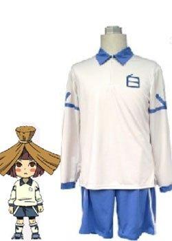 Inazuma Eleven Halloween Cosplay School Uniform
