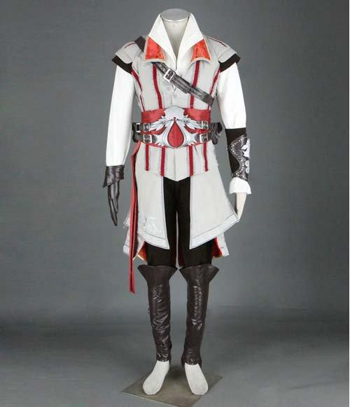 Assassin\'s Creed II Altair Halloween Cosplay Costume