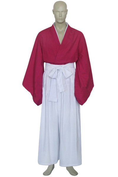 Classic Rurouni Kenshin Himura Halloween Cosplay Costume