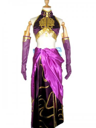 Dynasty Warriors Diao Chan Halloween Cosplay Costume
