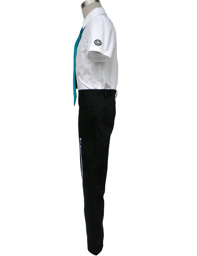 Starry Sky Seigatsu Academy Male Summer Uniform Version 3 Halloween Cosplay Costume