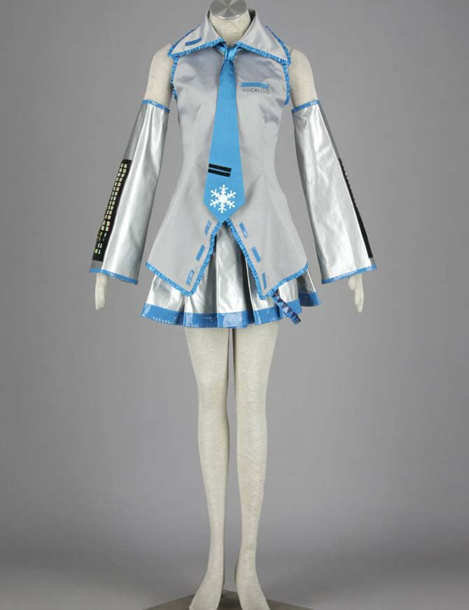 Vocaloid Anime Eight-piece Anime Halloween Cosplay Costumes