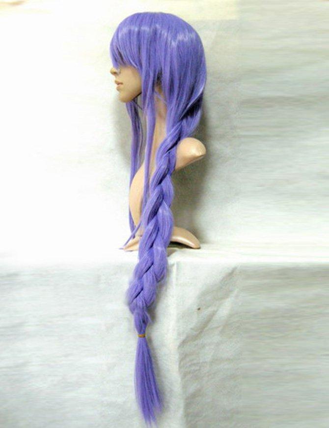 Vocaloid-Kamui Eggplant Purple Long Hair