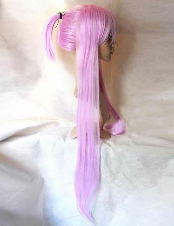 Vocaloid-Kamui Silver  Split Type Purple Long Hair