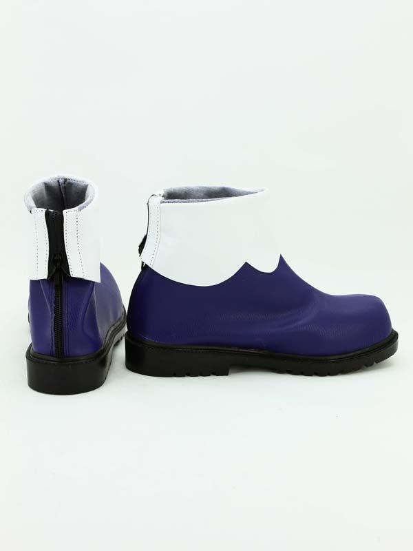 AKB0048 Cosplay Orine Aida Blue Cosplay Boots