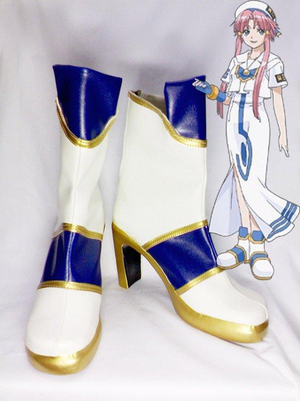 ARIA The Animation Cosplay Akari Mizunashi Cosplay   Boots
