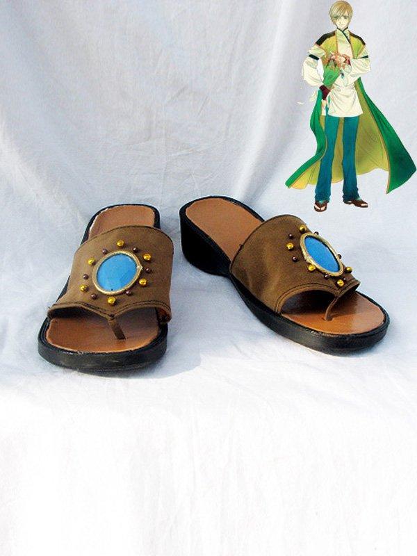 Harukanaru Toki No Naka de 4 Nagi Cosplay Shoes