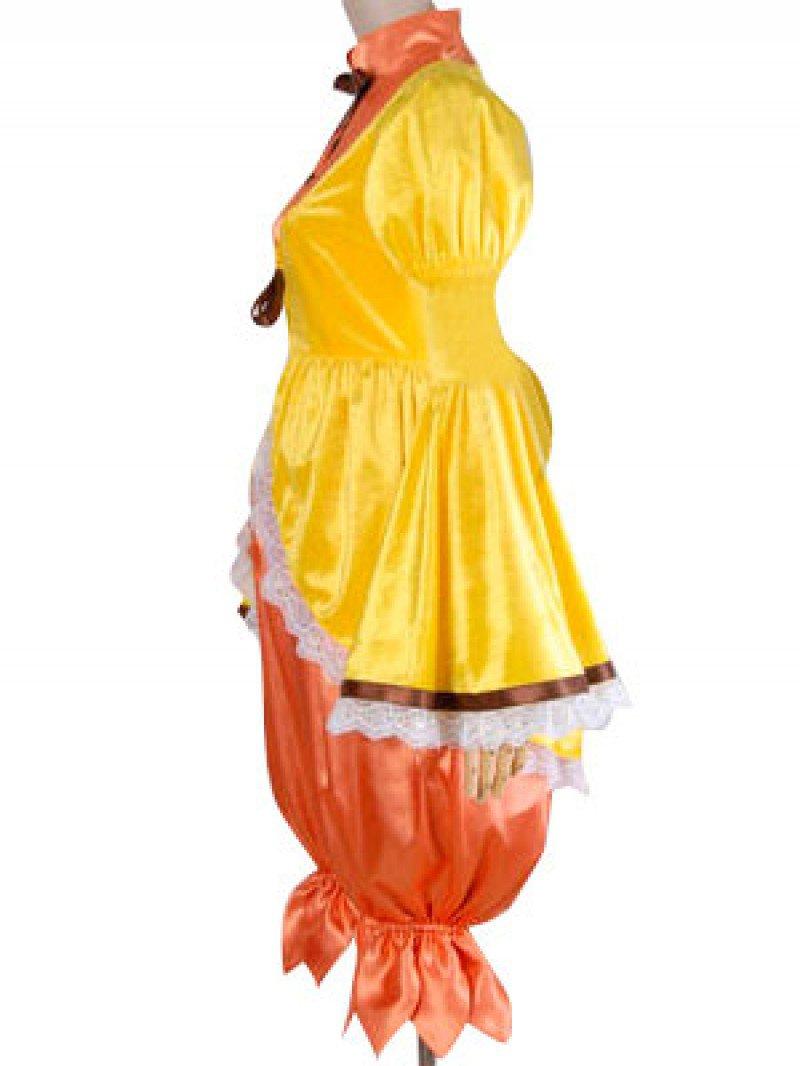Rozen Maiden Cosplay Kanaria Cosplay Costume