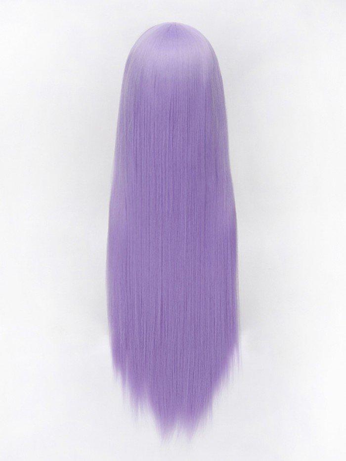 80cm Purple Touhou Project Reisen Udongein Inaba Cosplay Wig