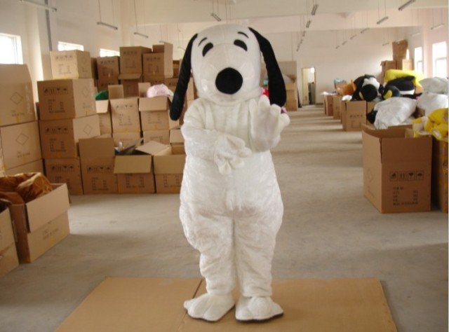 Snoopy Cartoon Doll Clothing Cartoon Walking Doll Clothing Performance Clothing Dog Walking Doll Clothing Mascot Costume