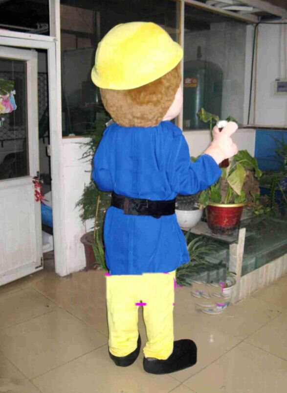 Fireman Sam Cartoon Clothing Cartoon Walking Doll Clothing Uncle Sam Theatrical Performances Advertising Mascot Costume