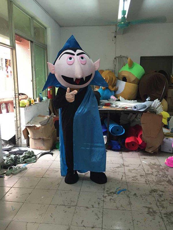 Halloween Costume Cartoon Doll Clothing Advertising Clothing Cartoon Costumes Witch Mascot Costume