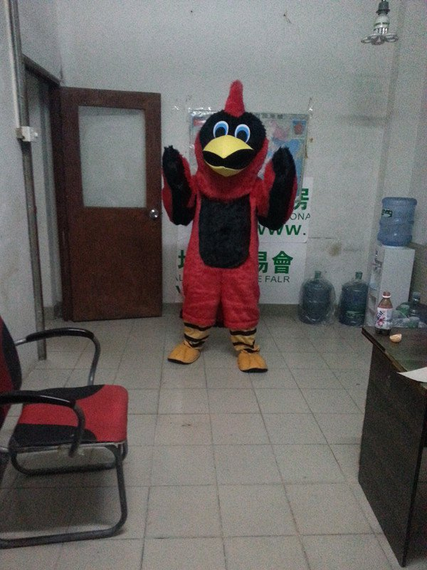 Owl Cartoon Doll Clothing Cartoon Show Clothing Walking Cartoon Costumes Hairy Eagles Mascot Costume