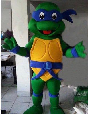 Teenage Mutant Ninja Turtles Cartoon Dolls Costumes Perform Tutor Cartoon Toys Clothing Apparel Mascot Costume