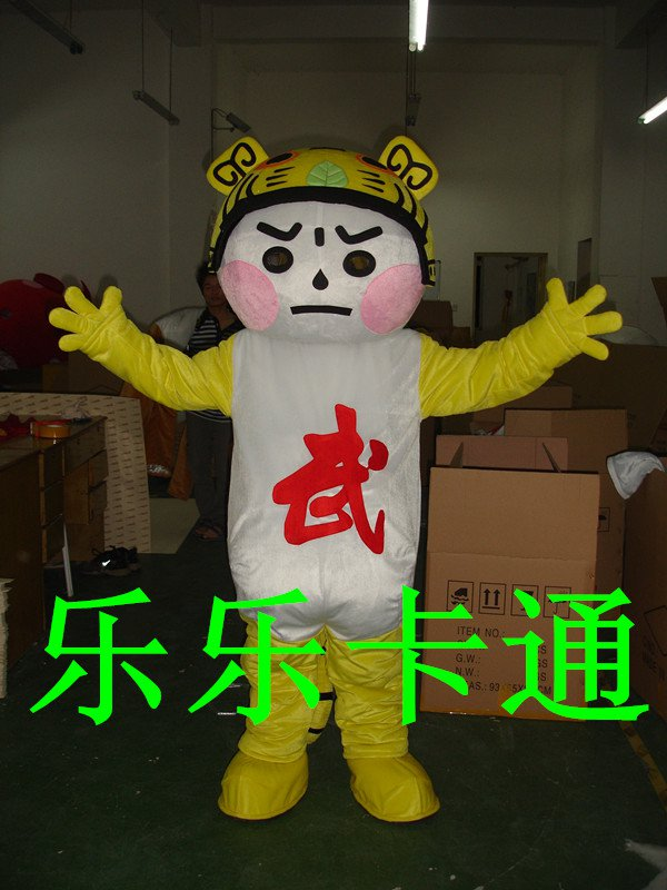 Cartoon Costumes Cartoon Dolls Five Bis Cartoon Doll Cartoon Walking Doll Clothing Performance Props People Mascot Costume