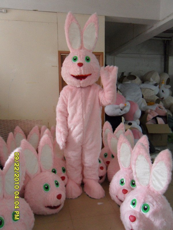 Bugs Bunny Cartoon Doll Doll Clothing Walking Cartoon Rabbit Ears Costume Props Clothing Line Mascot Costume