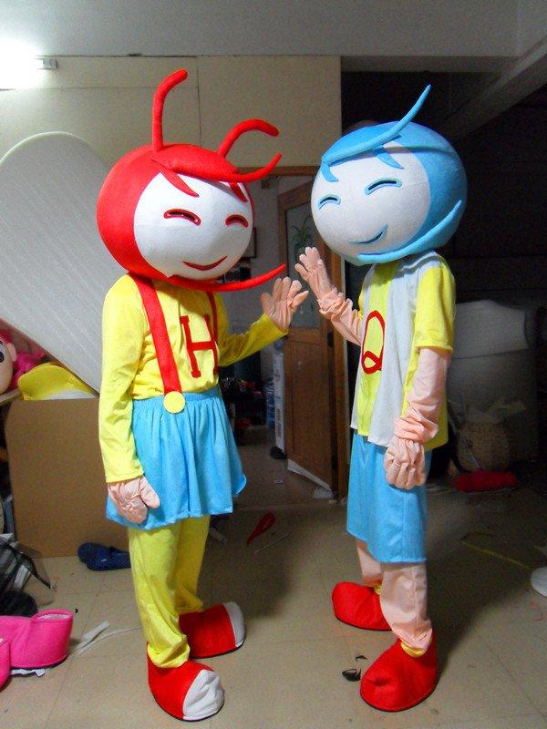 Cartoon Costumes Cartoon Dolls Plush Dolls Walking Cartoon Animation Cartoon Mascot Costume