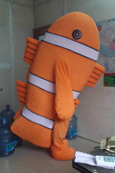 Cartoon Costumes Cartoon Dolphins Cartoon Clothing Cartoon Costumes Etiquette Supplies Goldfish Cartoon Costumes Mascot Costume
