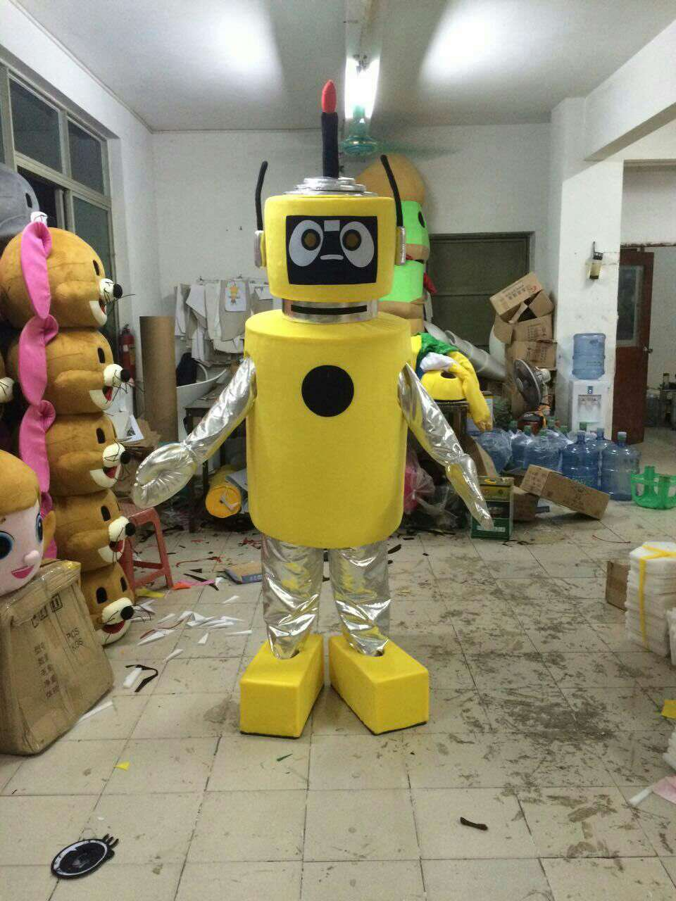 Cartoon Doll Clothing Cartoon Costumes Cartoon Doll Clothing Cartoon Show Clothing Robot Mascot Costume