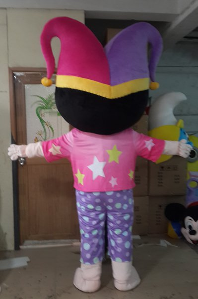 Cartoon Plush Toys Cartoon Dolls Walking Cartoon Doll Clothing Cartoon Costumes Cartoon Fuwa Performance Clothing Mascot Costume