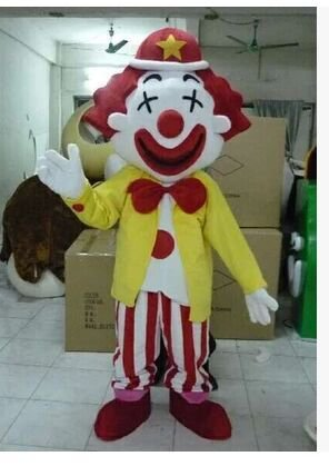 Clown Stage Performance Clothing Cartoon Doll Clothing Cartoon Walking Doll Clothing Cartoon Show Clothing Mascot Costume