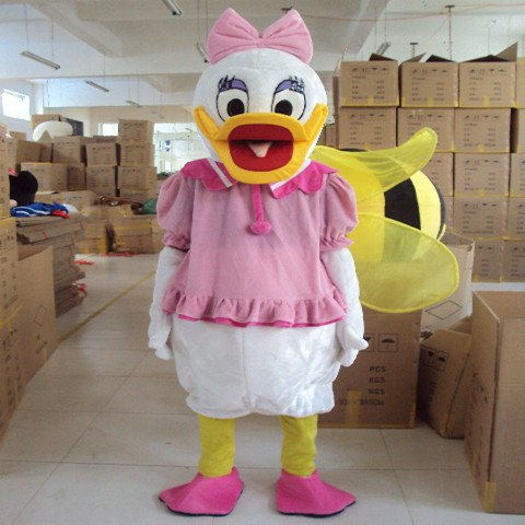 Donald Duck Cartoon Costumes Walking Cartoon Doll Clothing Doll Clothing Doll Costumes Mascot Costume