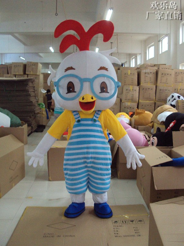 Mascot Cartoon Doll Doll Clothing Walking Doll Cartoon Costumes Props Mascot Costume