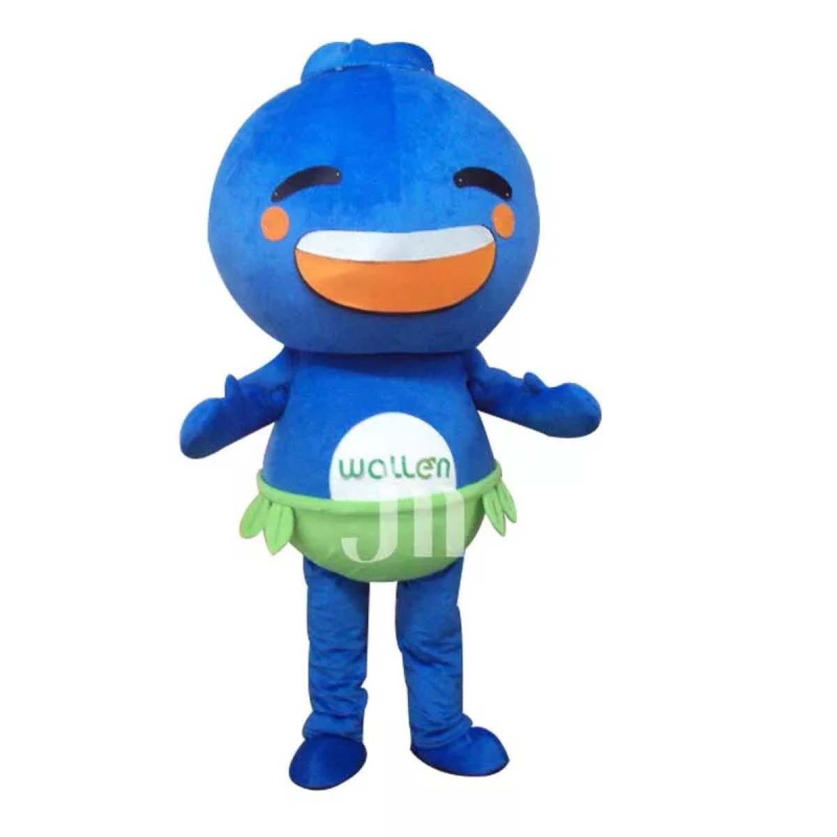 Cartoon Character Cartoon Doll Clothing Doll Clothing Cartoon Show Clothing Manufacturers Blueberries Mascot Costume