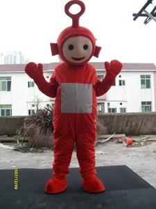 Cartoon Costumes Walking Cartoon Dolls Cartoon Doll Dress Performance Props Teletubbies Mascot Costume